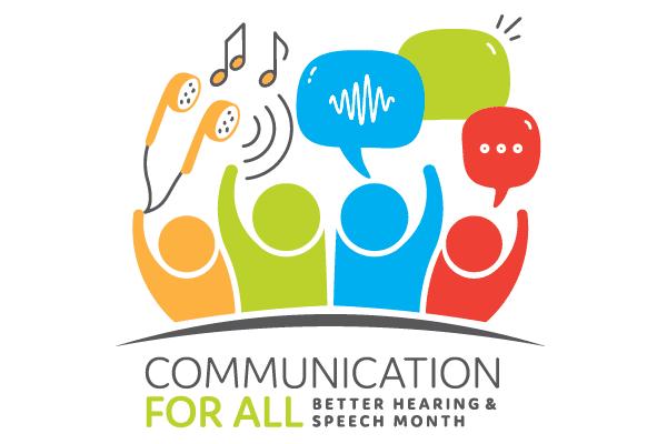 Better Hearing & Speech Month